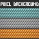 Pixel Box Seamless Background - GraphicRiver Item for Sale