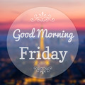 Good Morning Friday on Eiffle Paris blur background - PhotoDune Item for Sale