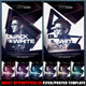 Guest DJ Party Ver.10 Flyer/Poster Template