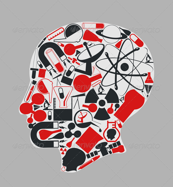 Graphic River Brain3 Vectors -  Characters  People 849877