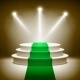 Illuminated Stage Podium Vector  - GraphicRiver Item for Sale