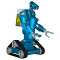 Service Robot  - PhotoDune Item for Sale