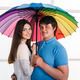 Couple under a umbrella - PhotoDune Item for Sale