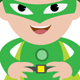 Super Hero Kid - GraphicRiver Item for Sale
