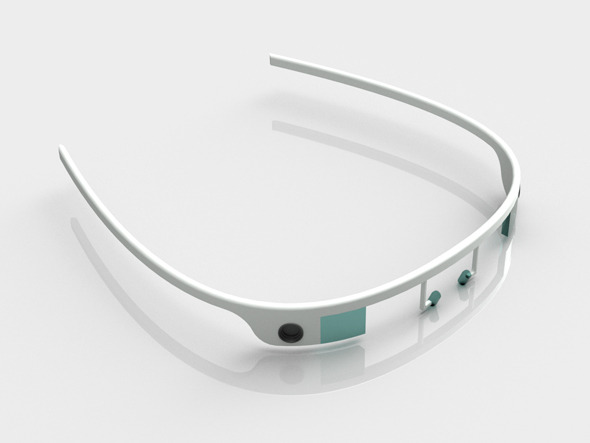 3DOcean Smart glasses 8369066