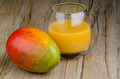 Fresh mango juice - PhotoDune Item for Sale
