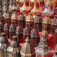 Traditional Arabic metal lights and kettles on the market - PhotoDune Item for Sale