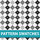 10 Argyle Seamless Pattern Swatches Vector - GraphicRiver Item for Sale