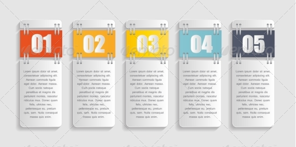 GraphicRiver Infographic Templates for Business 8370315