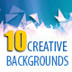 Creative Line Backgrounds - GraphicRiver Item for Sale
