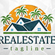 Beach Real Estate Logo - GraphicRiver Item for Sale