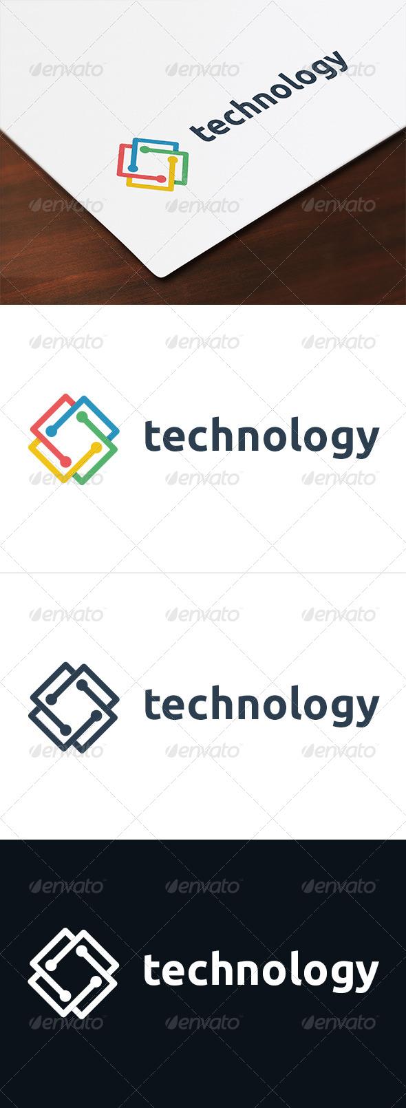 GraphicRiver XTech Logo 8370797