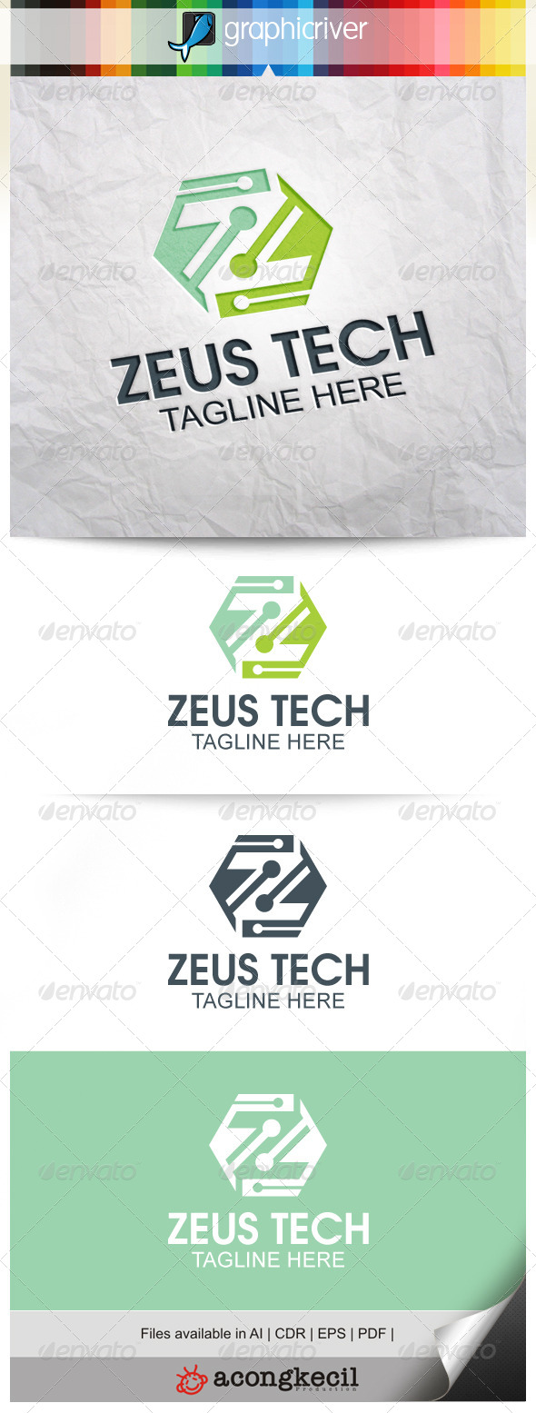 GraphicRiver Zeus Tech 8371598