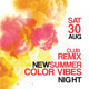 Summer Color Vibes Party Flyer - GraphicRiver Item for Sale