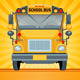 Yellow School Bus - GraphicRiver Item for Sale