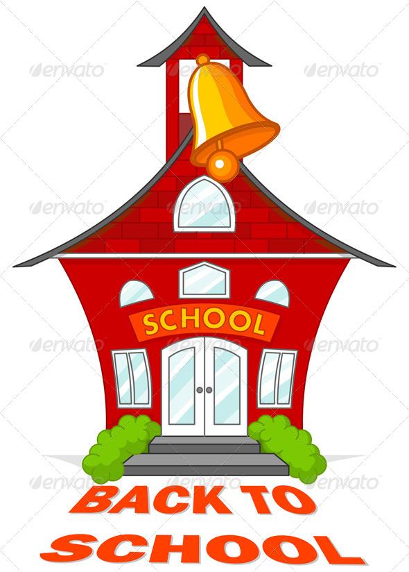 GraphicRiver Back to School 8371715