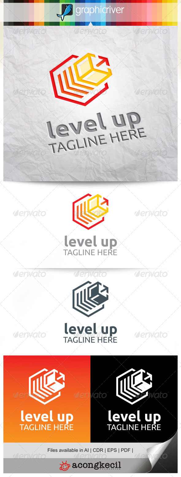 GraphicRiver Level Up 8371733