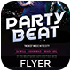 Party Beat Flyer - GraphicRiver Item for Sale