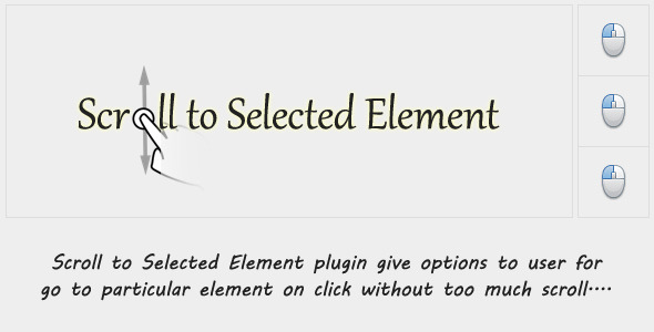 CodeCanyon Scroll to Selected Element 8372421