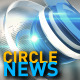 Circle News Opener - VideoHive Item for Sale