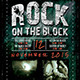 Rock Festival Flyer Template - GraphicRiver Item for Sale