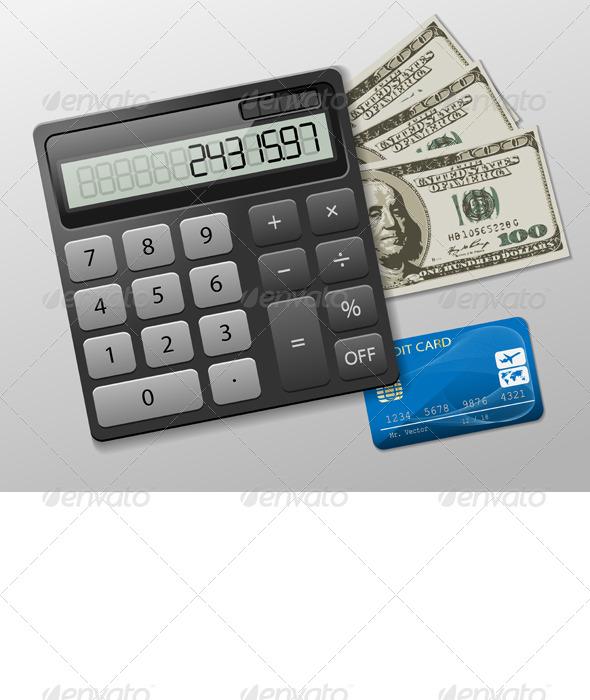 GraphicRiver Calculator 8372560