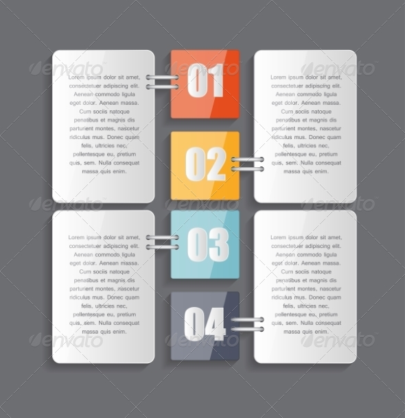 GraphicRiver Infographic Templates for Business Vector 8372633