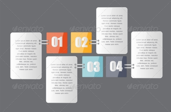 GraphicRiver Infographic Templates for Business Vector 8372635