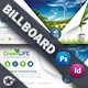 Green Energy Billboard Templates - GraphicRiver Item for Sale
