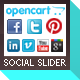 Facebook Likebox Slider for Opencart - CodeCanyon Item for Sale