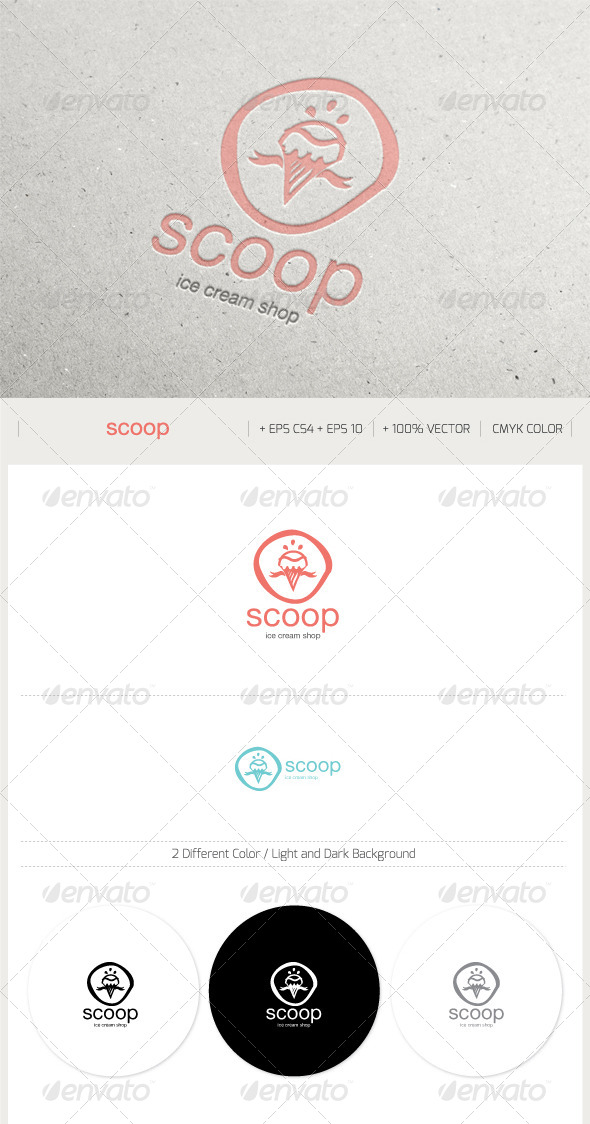 GraphicRiver Scoop 8373178