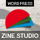Zine- Responsive Parallax Business WordPress Theme