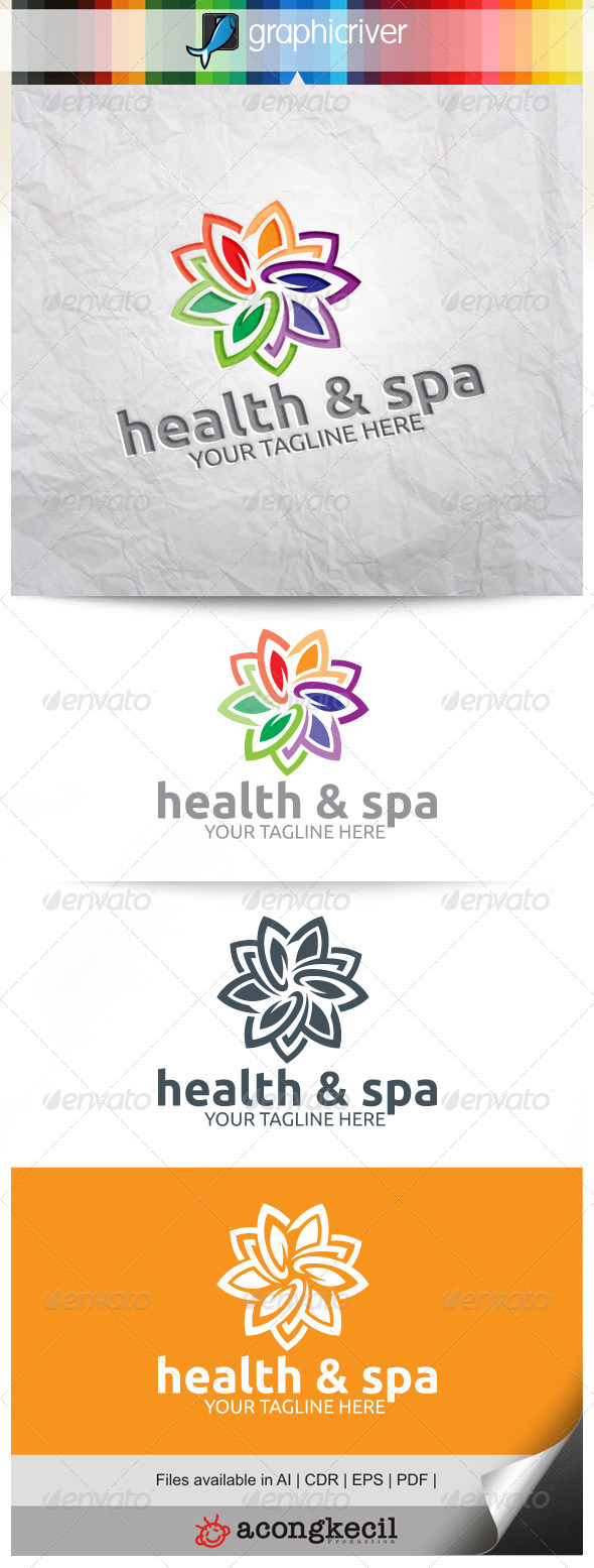 GraphicRiver Health & Spa V.5 8373289