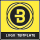 B-Media - Letter B Logo - GraphicRiver Item for Sale