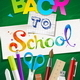 Back to School - Vector Illustration - GraphicRiver Item for Sale