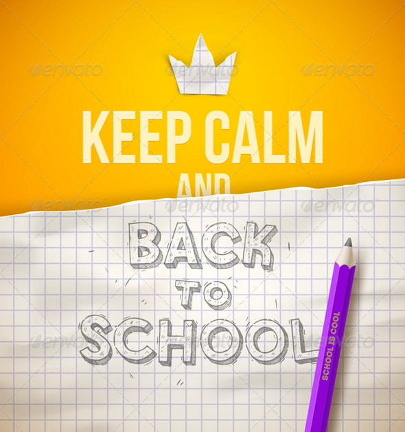 GraphicRiver Back to School 8373565