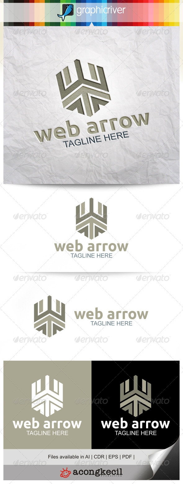GraphicRiver Web Arrow V.2 8374085