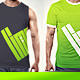 Men Muscle Tee Mock-up - GraphicRiver Item for Sale