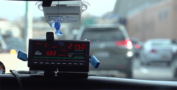 New York City Taxi Meter