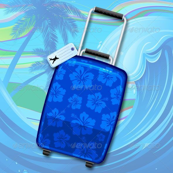Traveler Trolley Luggage Suitcase