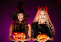 Women with pumpkins - PhotoDune Item for Sale
