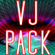 Colorful Abstractions VJ Pack  - VideoHive Item for Sale