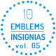Modern Emblems-Insignias vol 05
