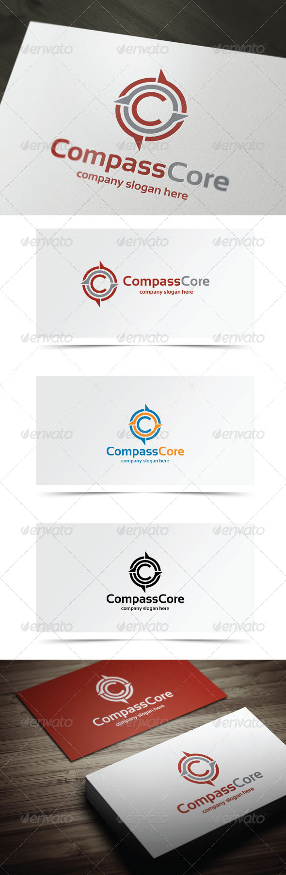 GraphicRiver Compass Core 8375190