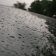 Water Spots On Car Glass - VideoHive Item for Sale