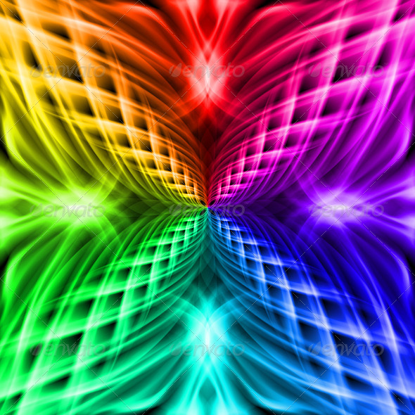 GraphicRiver Multicolored Pattern 8375675