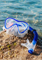 swim mask and snorkel - PhotoDune Item for Sale