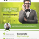 Business / Corporate Flyer Template - GraphicRiver Item for Sale