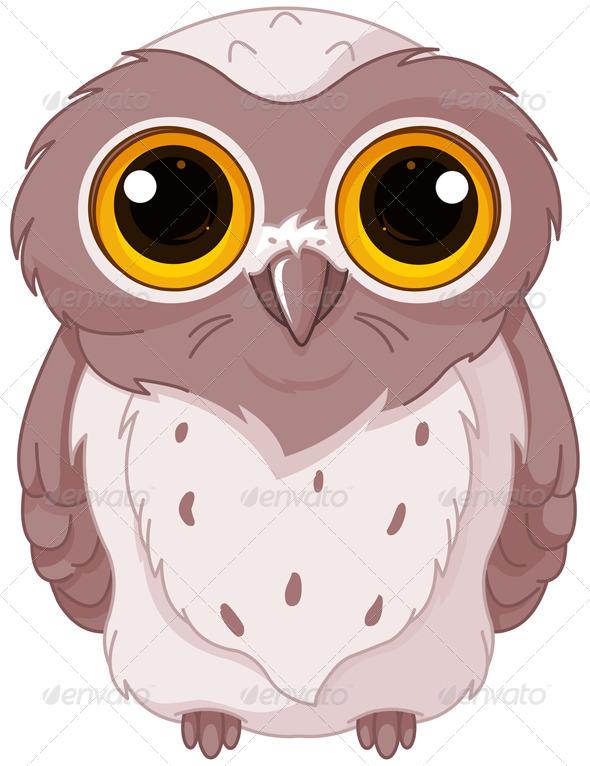 GraphicRiver Owlet 8376626