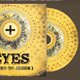 Eyes Fixed on Jesus CD Artwork Template - GraphicRiver Item for Sale